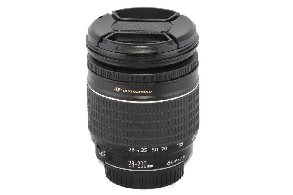Canon 28-200 usm