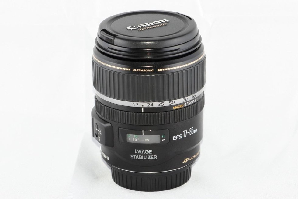 Canon 15-85 is usm