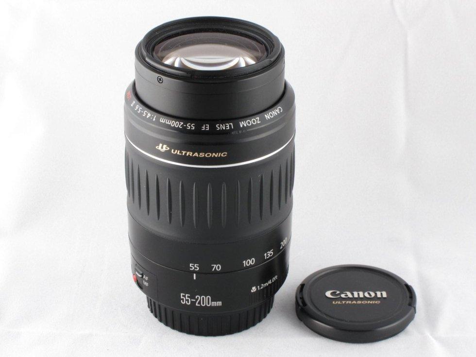 Canon 55-200 usm