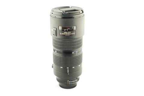 Nikon 80-200 f 2,8 D