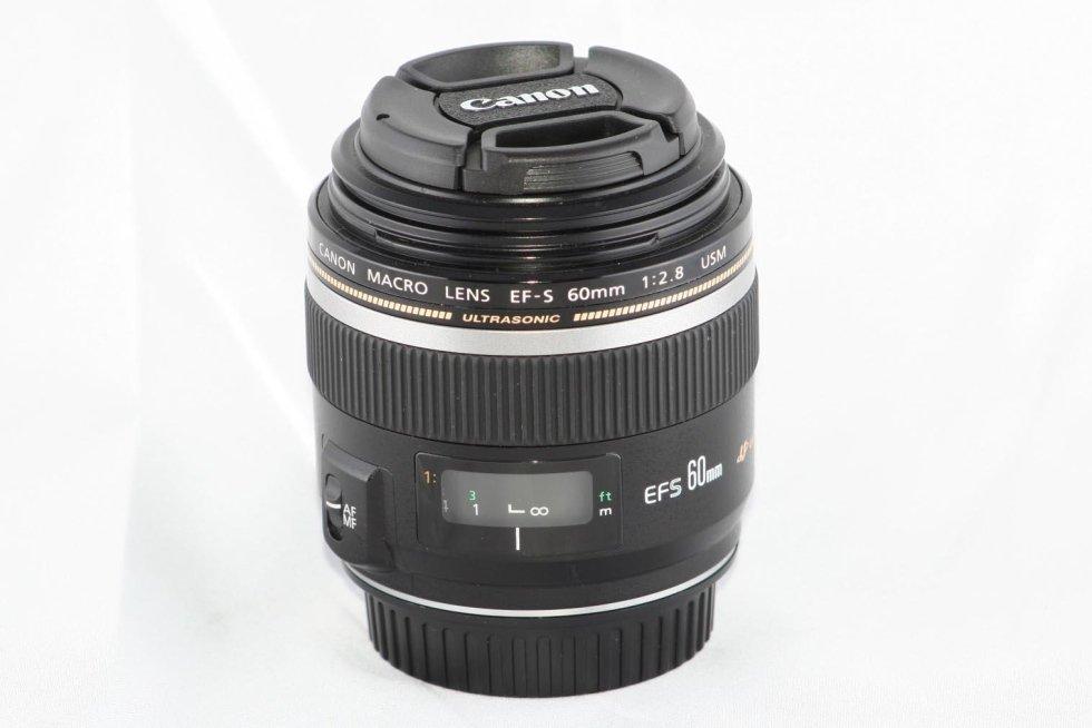 Canon 60 f 2,8 macro