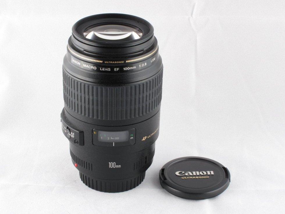 Canon 100 f 2,8 macro