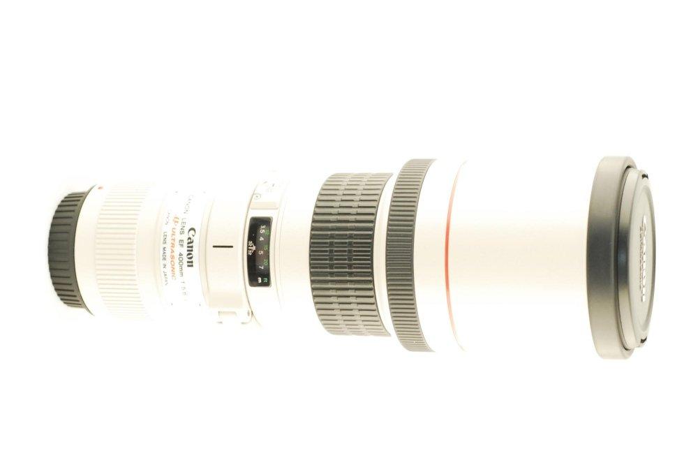 Canon 400 F 5,6 L usm