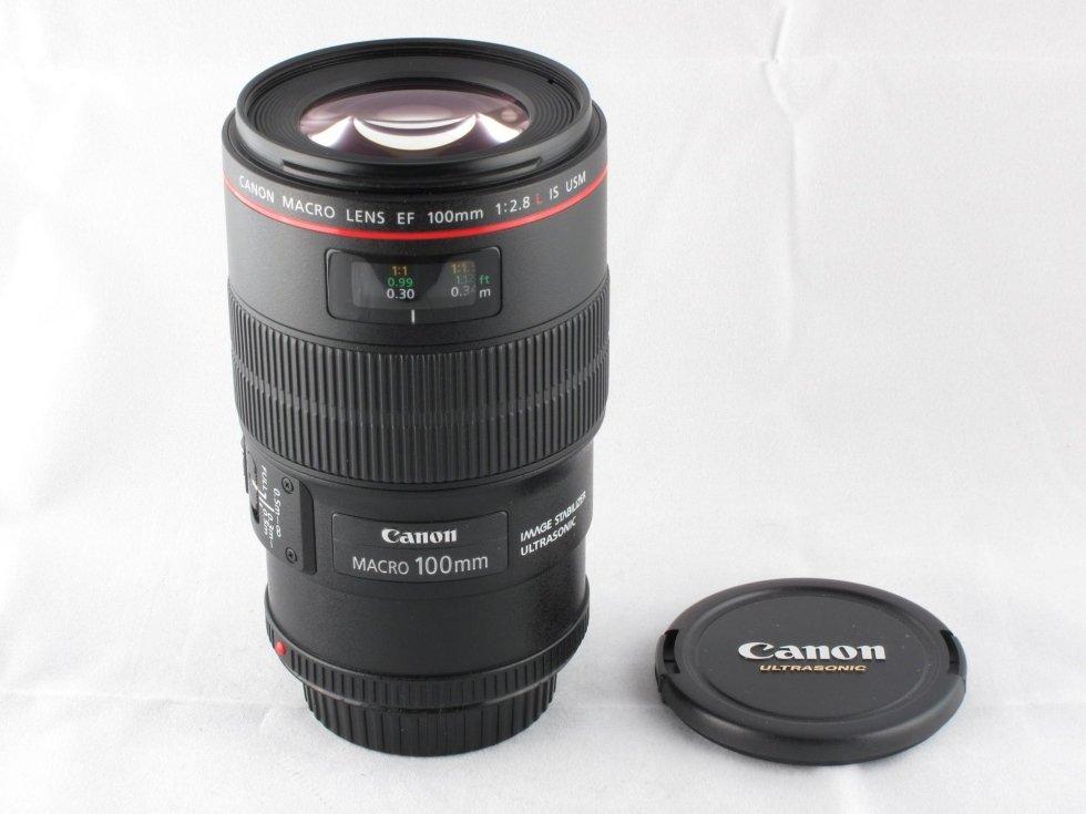 Canon L 100 f2,8 Macro