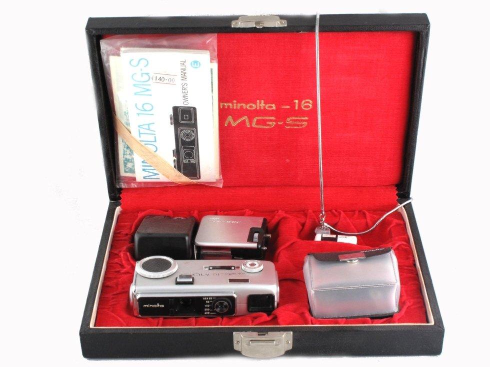 Minolta 16 MG-S