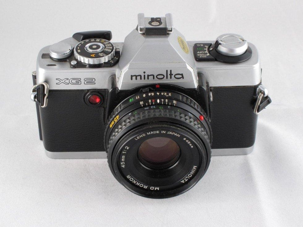 Minolta+ob 45 xg2
