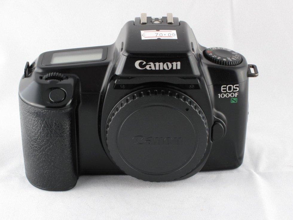 Canon Eos 1000f-n