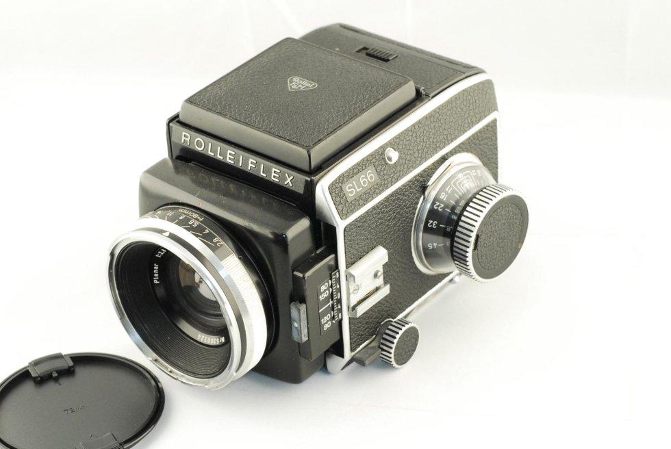 Rolleiflex SL 66