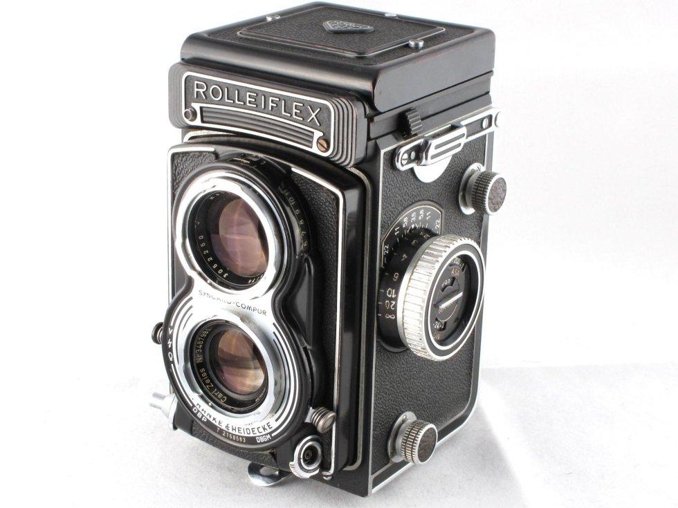 Rolleiflex Tessar f3,5
