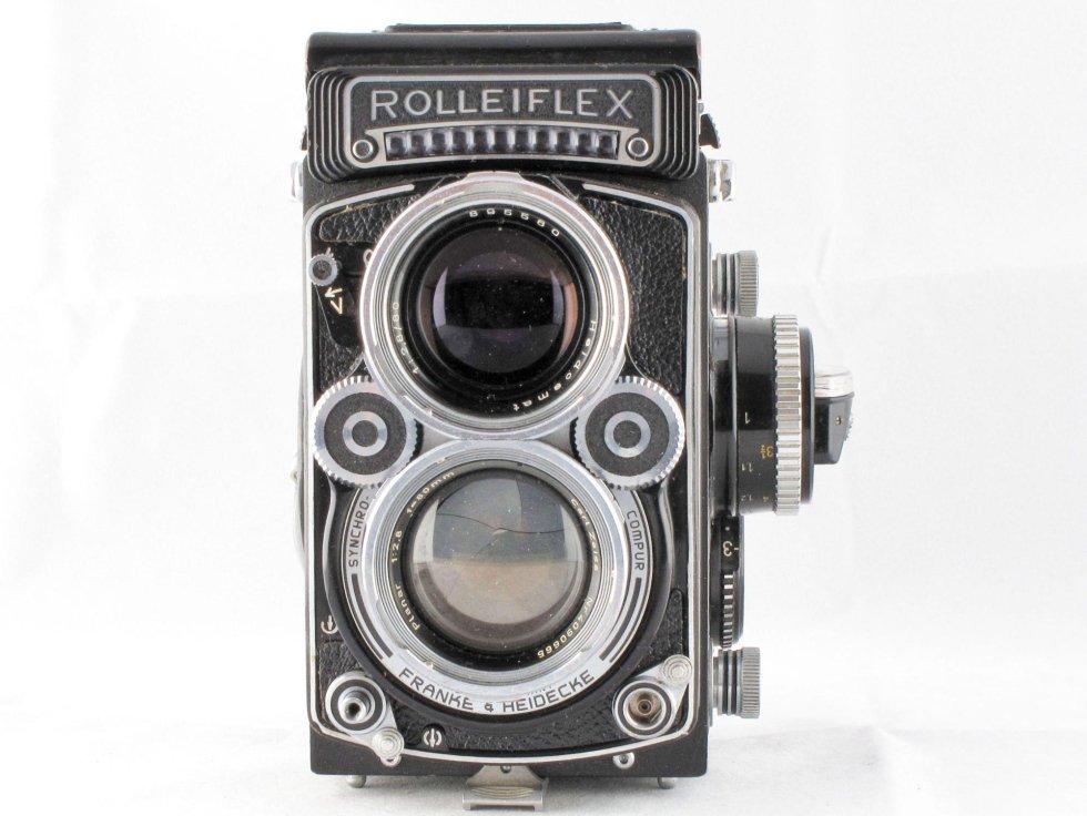 Rolleiflex Planar f2,8