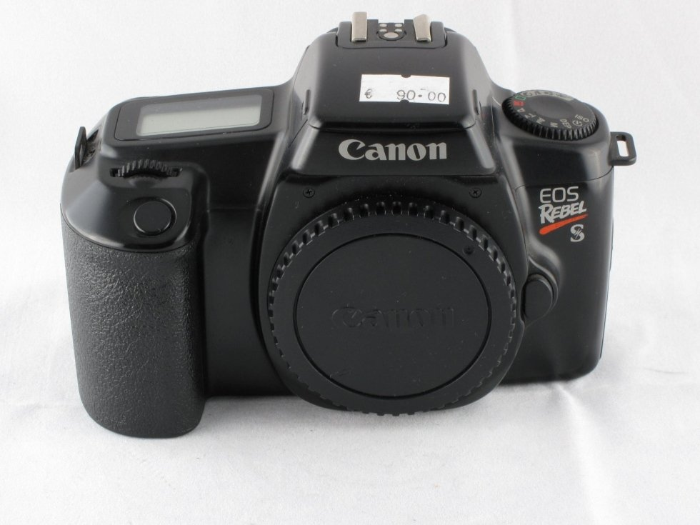 Canon Rebel-S