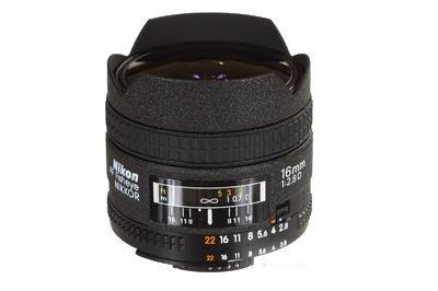 Nikon 16 f 2,8 d