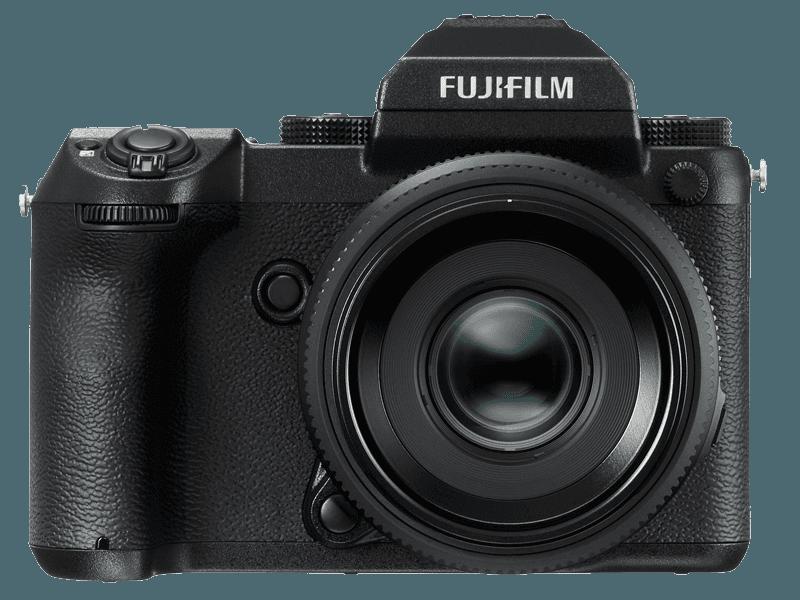 Fujii Gfx 50S