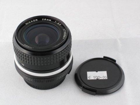 Nikon ai 28 f 3,5