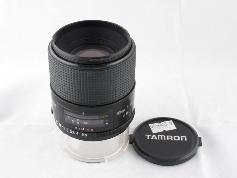 TAMRON 90 MACRO F 2,5