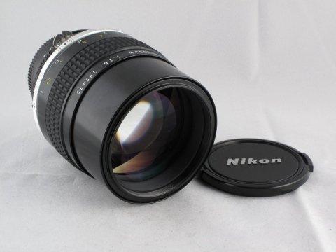 Nikon ais 105f1,8