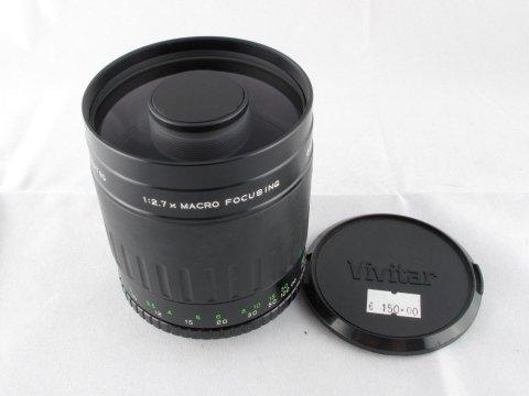 VIVITAR 500 F8