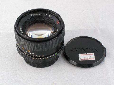 ZEISS-PLANAR 50 F1,4