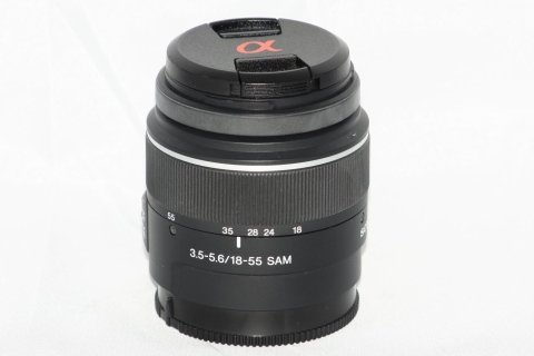 Sony 18-55