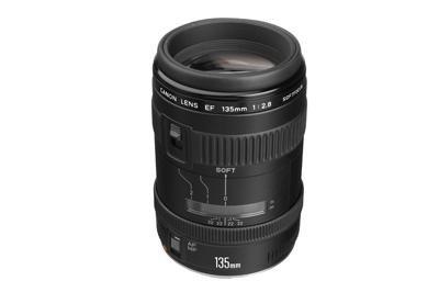 Canon 135 f 2,8 soft-focus