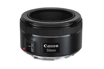 Canon 50 f 1,8 stm