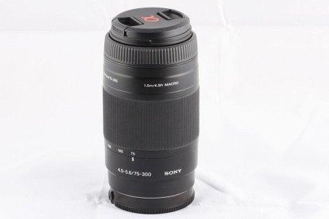 Sony 75-300