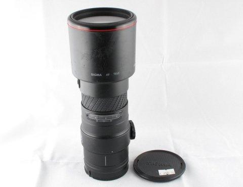 Sigma 400 apo f 5,6 Minolta-Sony