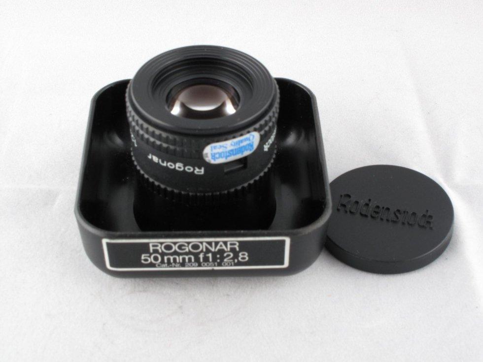 DURST ROGONAR 50 F2,8