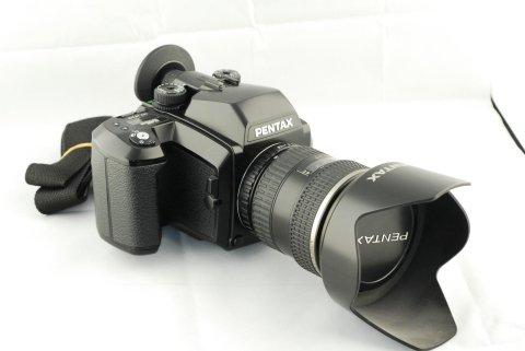 Pentax 645z af con 45-85