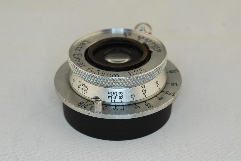 Leica Elmar 3,5cm f 3,5