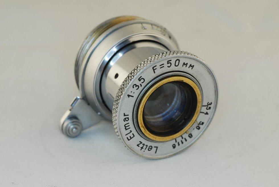 Leica Elmar 50 f 3,5