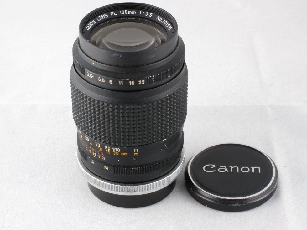 Canon fl 135