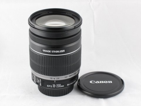 Canon 18-200 is