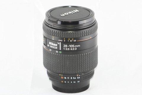 Nikon 28-105 D