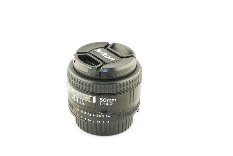 Nikon 50 f 1,4 D