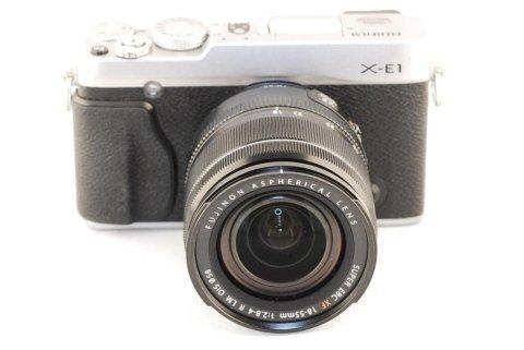 Fuji XE-1