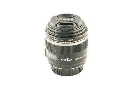 Canon 60 f 2,8 macro usm