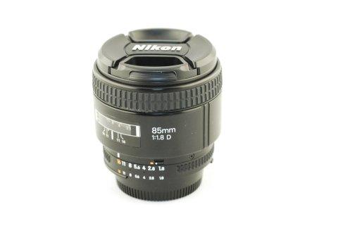 Nikon 85 f 1,8 D