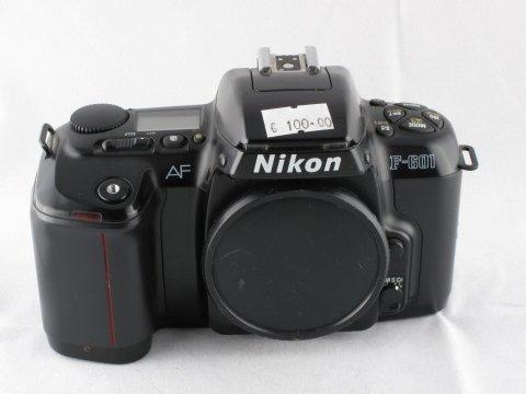 Nikon F 601