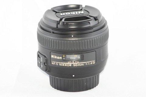 Nikon af-s 50 f1,4G