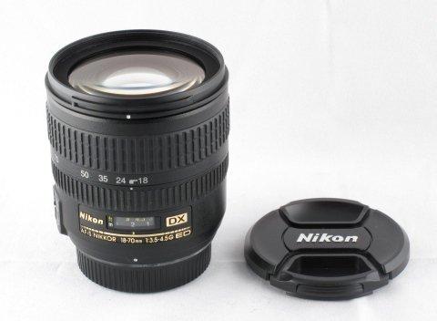 Nikon 18-70