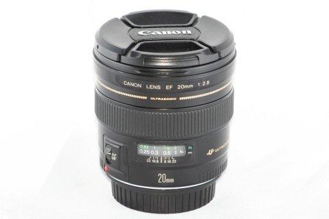 Canon 20 f 2,8 usm