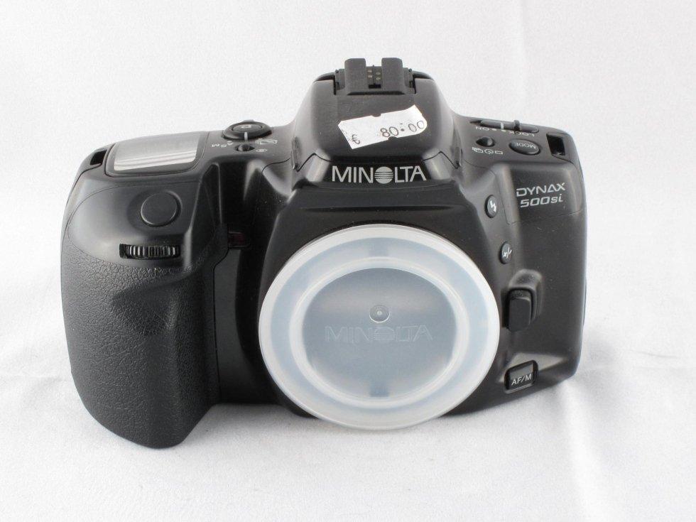 Minolta Dynax 500 si