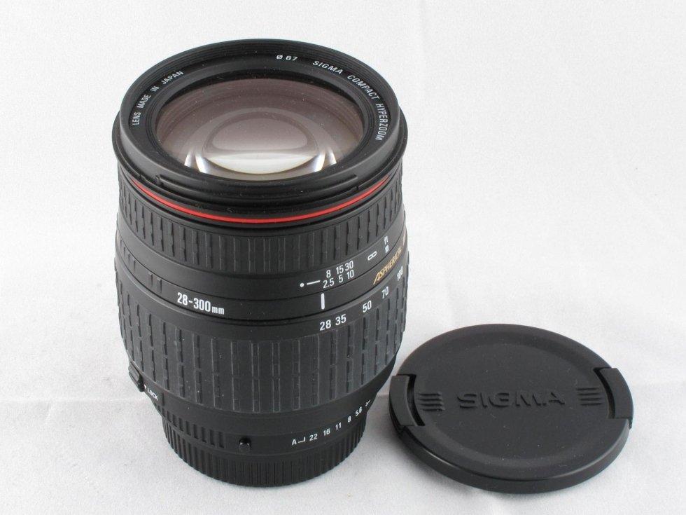 Sigma 28-300 asp.pentax