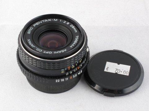 PENTAX 28 F2,8