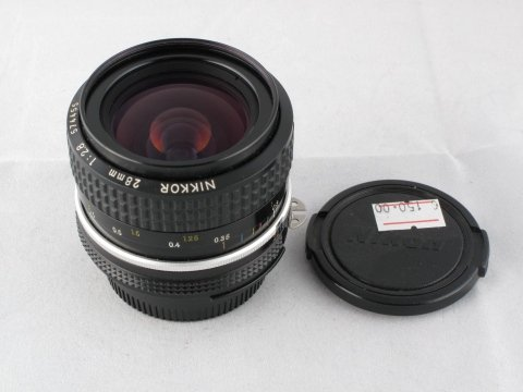 Nikon 28 ai f 2,8