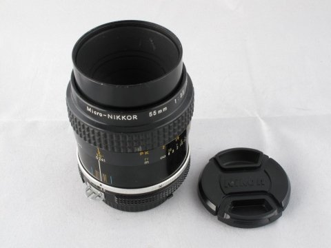 Nikon 55 ai micro f 3,5
