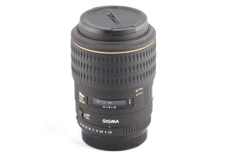 Sigma-Pentax 105 f2,8 macro