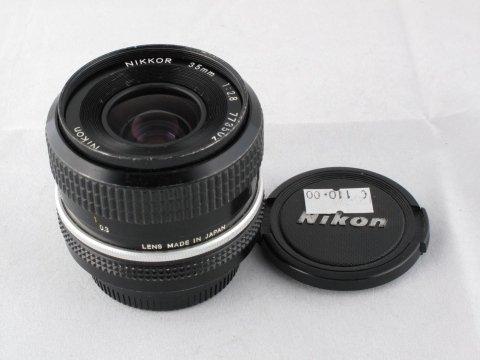 Nikon ai 35  f 2,8
