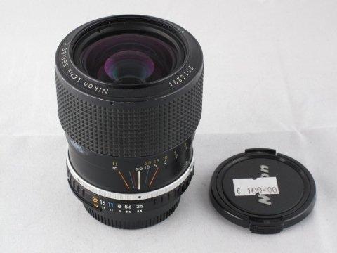 Nikon AI serie E 36-72 f 3,5